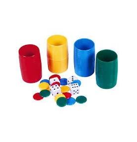 Accesorios Parchís Plástico