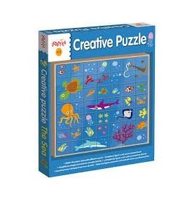 Puzzle The Sea Ludattica