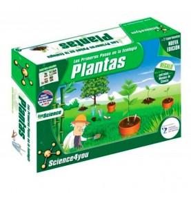 Primeros Pasos en Ecología-Plantas