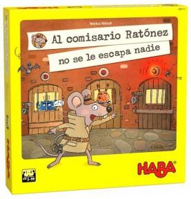 Al Comisario Ratónez No Se Le Escapa Nada