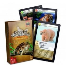 Cartas Desafíos Naturaleza Carnívoros