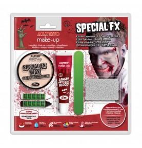 Kit Maquillaje Efectos Especiles FX