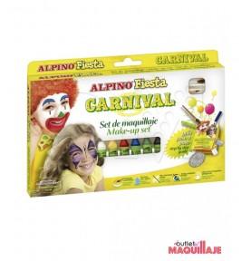 Set de Maquillaje Carnival