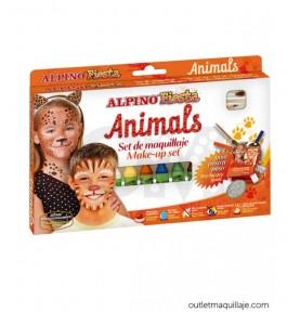 Set de Maquillaje Animals