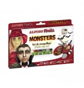 Set de Maquillaje Monsters