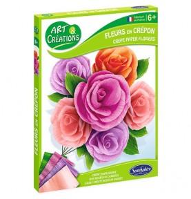 Flores de crespón