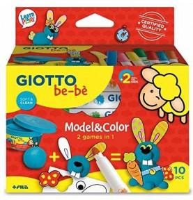 Model & Color Giotto Be-Bé