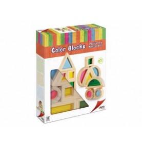 Color Blocks Montessori