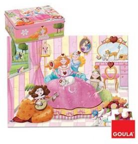 Puzle Princesa ( 35 pcs)