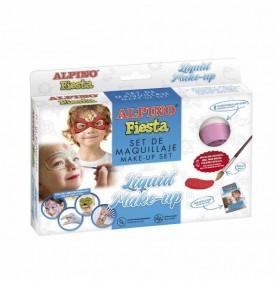 Estuche Liquid Make-up 8ud Alpino