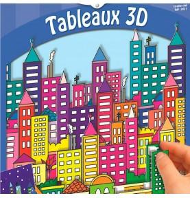 Panel 3D-Rascacielos