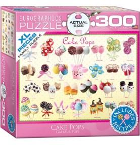 Puzzle- Cake Pops
