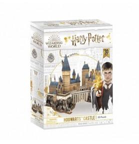 Castillo de Hogwarts Harry Potter Puzzle 3D
