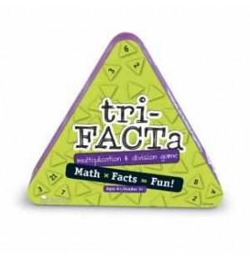 Tri Facta Multiplications & Divisions Game