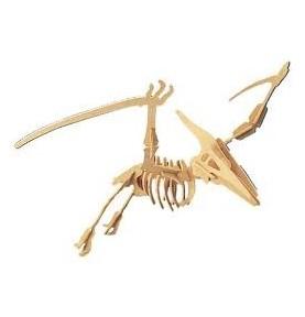 Álbum Pteranodon con Maqueta Maxi Caja