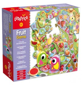 Fruit game Ludattica
