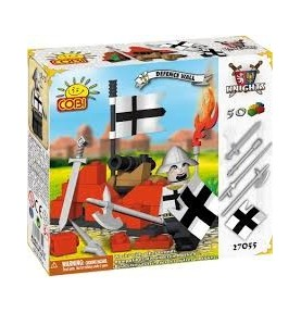 Bloques Cobi-Knights Defence Wall