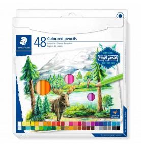Caja 48 Lápices de Colores Staedtler